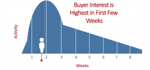 Buyer Interest Over Time