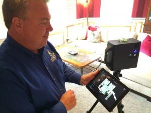 Matterport and iPad App