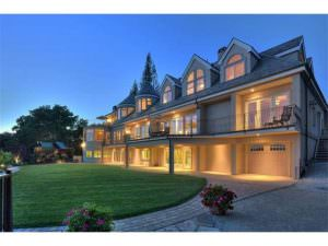 23454 Sunset Drive, Los Gatos Mountains, sold for $3.325 Million in May 2016
