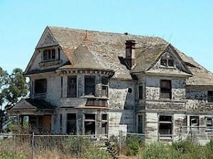 The Redman House in Watsonville