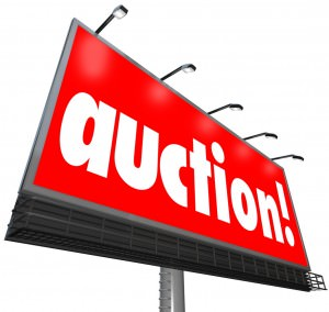 The Real Estate Auction Sales Model