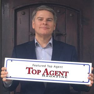 Top Agent Magazine Features Seb Frey